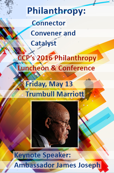 download the 2016 philanthropy luncheon conference invitations to forward to your trustees and partners
