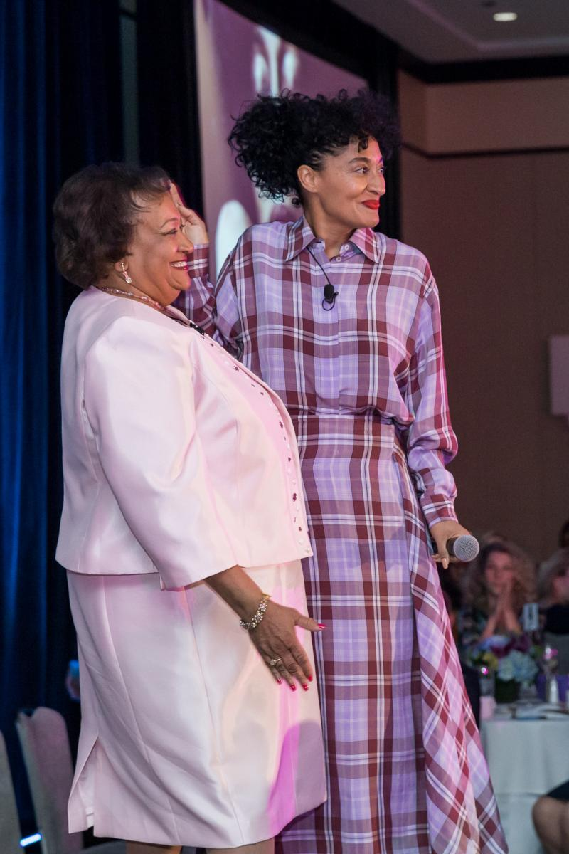 Tracee Ellis Ross Energizes & Inspires at Fairfield County's